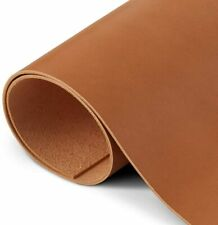 5-6oz Leather Hide Vegetable Tanned Tooling Leather Cowhide Leather Sheet 2.0mm