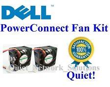 Quiet Dell PowerConnect 5424 Fan Kit (M023F), 2x Fans 18dBA Noise Each