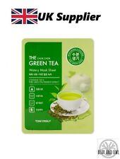 The Chok Chok Watery Mask Sheet – GREEN TEA by TonyMoly [UK Supplier]
