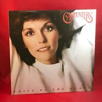 CARPENTERS Voice Of The Heart 1983  UK VINYL LP RECORD EXCELLENT CONDITION  Aa