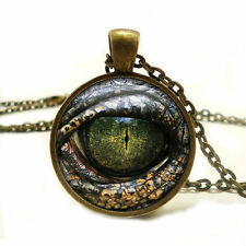 Dragon's Eye Pendant Necklace