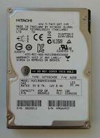 """LOTE 4 X HITACHI 450GB SAS 2.5"""" 10K DISCO DURO DELL HP IBM HDD HUC109045CSS600"""