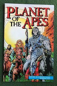 Planet of the Apes Book 1 #6 Adventure Comics Copper Age vf