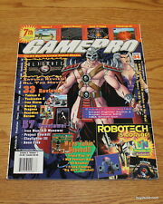 Collector Issue - GAMEPRO Magazine Issue 94 Vol 8 #07 Jul 1996 Ultimate MK