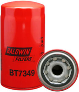 BT7349 Baldwin Engine Oil Filter (Pack of 2) Free Shipping