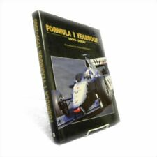 Formula 1 Year Book 1999 - 2000 Paperback Book The Cheap Fast Free Post