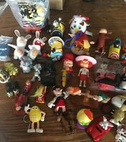 Lot Disney McDonald Happy Meal Minions Snoopy Scrat Strawberry Shortcake
