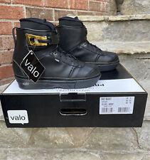 Valo Soichiro 2 Aggressive Inline BOOT ONLY Skates Mens 10 Black NEW Skates