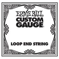 Ernie Ball Custom Gauge Loop End Electric Guitar Strings 6-Pack