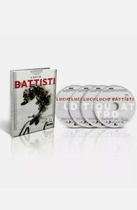 Lucio Battisti Masters Vol.2 Cofanetto 4 CD Nuovo Sigillato da Collezione