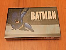 Batman The Complete Animated Series DVD, 2008 box set brand free shipping