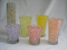 Water Beads - Bulk pack - makes 6 gallons of hydrated water beads - Vase Filler