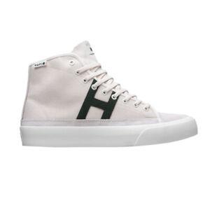 "HUF ""Hupper 2 Hi"" Sneakers (Light Grey) Men's Skating High Top Shoes"