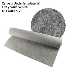 Grey white Upholstery Durable Un-Backed Automotive Carpet Renovate DIY 78