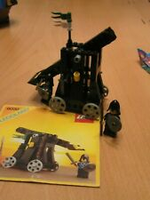 Lego Bausatz 6030 Ritter Katapult mit Bauanleitung
