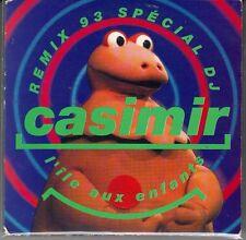 """CD SP CASIMIR """"L'ILE AUX ENFANTS REMIX 93"""""""