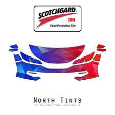 3M Scotchgard Paint Protection PreCut Clear Bra for Honda Accord Sedan 2016-2017