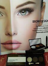 trucco sopracciglia Decoderm Sculpt & Fix brow palette