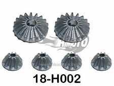 18-H002 Ingranaggi grandi e oiccoli in metallo 1/10 Himoto