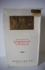 Embrujo de Sevilla by Myrurgia  97ml Colonia - Super rare!!!!!!!!!!!!!!!
