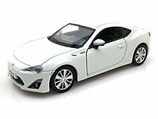 "RMZ Scion 2013 Toyota FR-S FRS  1:36 scale 5"" diecast model car White"
