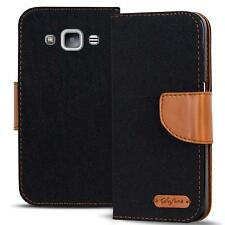Schutzhülle Samsung Galaxy S3 Neo Hülle Flip Case Handy Tasche Klapphülle Cover