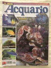 IL MIO ACQUARIO n.109 anno 2007 rivista di pesci rettili piante invertebrati...