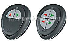 Remote Control Transmitter for Anchor Windlass 2 Channel