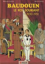 BD occasion Baudoin Baudouin, le Roi souriant 1930-1951 Helyode