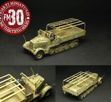 Figarti European Theatre Ww2 German Etg-049 Sd. Kfz. 7 Cargo Truck Set Mib