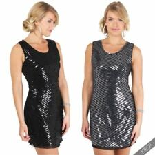 Polyester Scoop Neck Party/Cocktail Dresses for Women