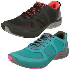 Zapatillas deportivas de mujer textil de color principal azul