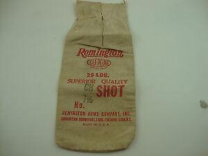 Remington Dupont 25 LBS. 7 1/2 Shot Canvas Bag Shot