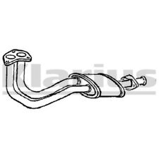1x KLARIUS OE Quality Replacement Front Silencer Exhaust For FORD Petrol
