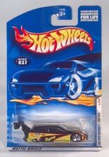 """Hot Wheels Ford Focus Rally Racer 3"""" Diecast Scale Model 2001 First Editions"""