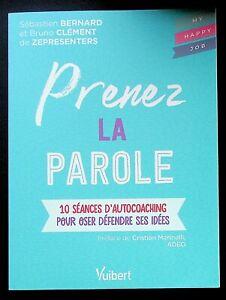 DEVELOPPEMENT PERSONNEL / PRENEZ LA PAROLE : 10 SEANCES D'AUTOCOACHING -2020-