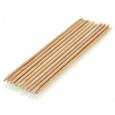 Hive Of Beauty Manicure Sticks - Wooden - Pack of 10