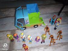 DAPHNE FRED Entièrement neuf dans sa boîte SCOOBY DOO VELMA Figurines Mystère CREW SHAGGY