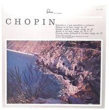 LP 33 GIRI CHOPIN Concerto n.1 - Fontana 894 004 ZKY