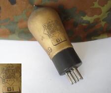 WWII ORIGINAL GERMAN WEHRMACHT RADIO TUBE TELEFUNKEN DRP
