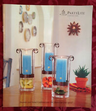 PartyLite 2006 Winter / Spring Everyday Catalog Retired Book Consultant Htf