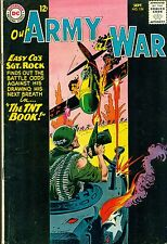 Our Army At War #134 (1963) Dc Comics Sgt. Rock Vg+/Fine-