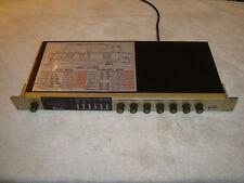 Ibanez HD1500, Harmonics, Delay, FX, Vintage Rack