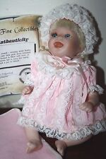 Welden Museum  Fine Collectibles Dolls BECKY by Kathy Smith Fitzpatrick