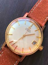 Beautiful Omega automatic 9k solid gold watch, caliber 562