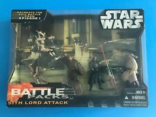 STAR WARS 30TH SITH LORD ATTACK BATTLE PACK