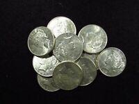 1923-S Silver Peace Dollar  AU/AU+ (1 COIN)