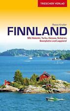 Reiseführer Finnland   Rasso Knoller    9783897944312