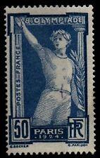 Jeux Olympiques PARIS 1924 50c, Neuf ** = Cote 115 € / Lot Timbre France 186