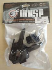 Wasp POV Helmet Camera Jaws Clamp Mount 9917 Jaws Clamp Universal Each 4402-0534